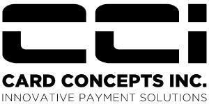 card concepts inc. logo