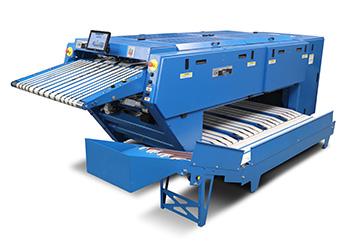 A Chicago folding machine   Commercial laundromat equipment for sale