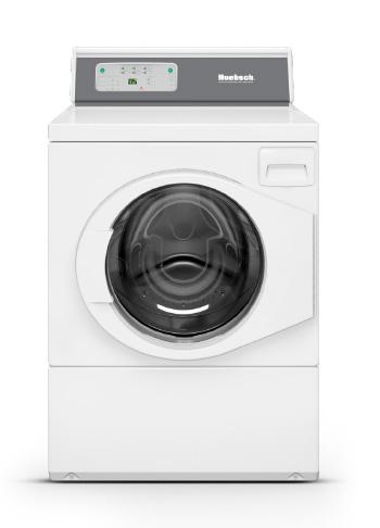 Huebsch homestyle commercial washer   Commercial laundry equipment