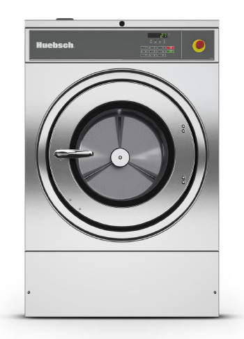 A Huebsch washer extractor   Commercial washing machine for sale